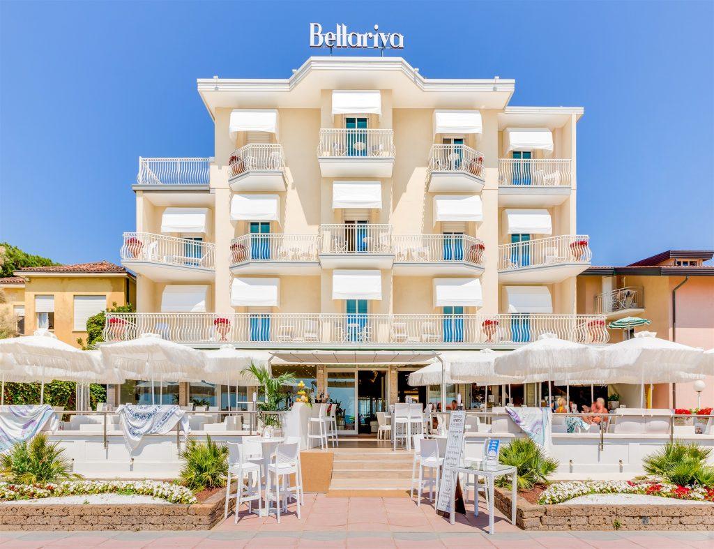 Hotel 3 stelle fronte mare Jesolo Bellariva