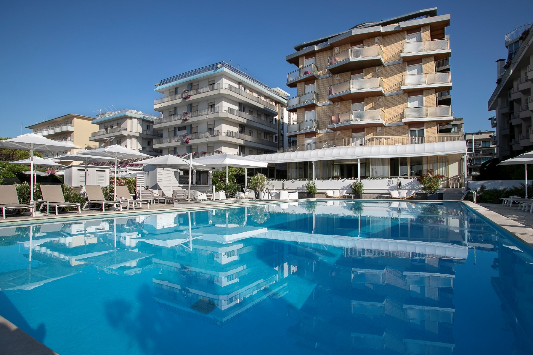 Hotel fronte mare Jesolo Imperial Palace