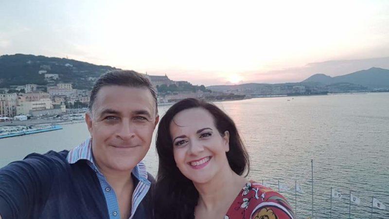Magia del Bel Canto sulla terrazza borbonica di Gaeta con il soprano Olga De Maio ed il tenore Luca Lupoli