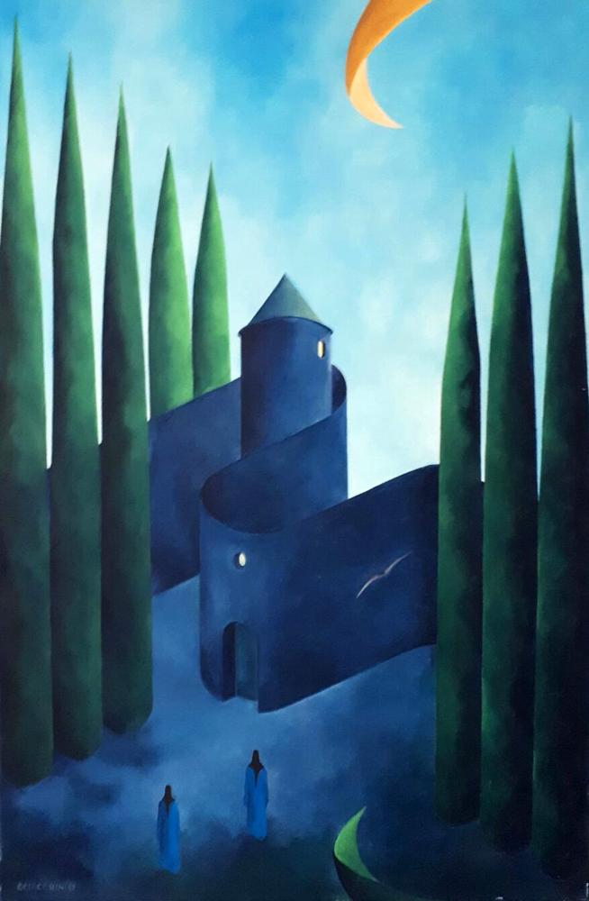 Graziano Ciacchini portavoce di un personale realismo magico