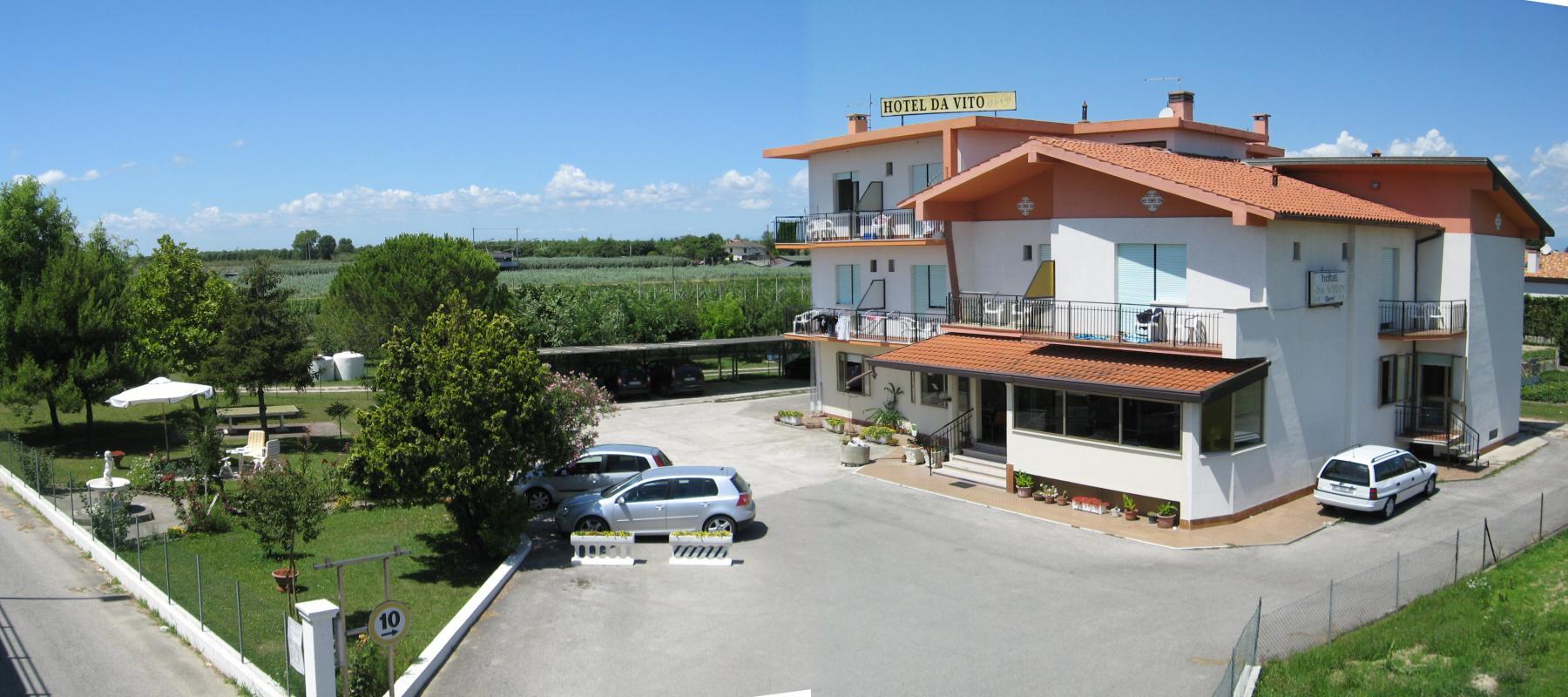 Hotel Economico Jesolo garnì Da Vito
