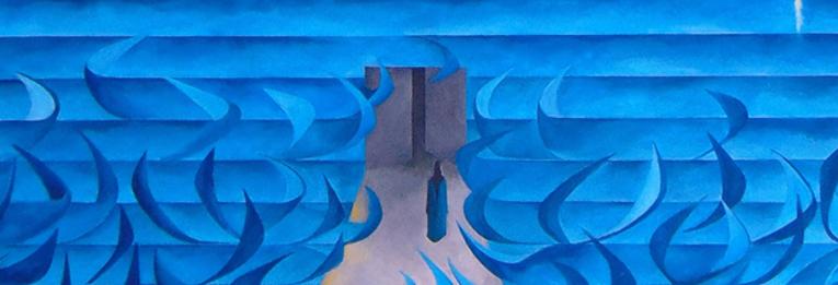 Intervista all'artista Graziano Ciacchini: colore, ispirazione, opere
