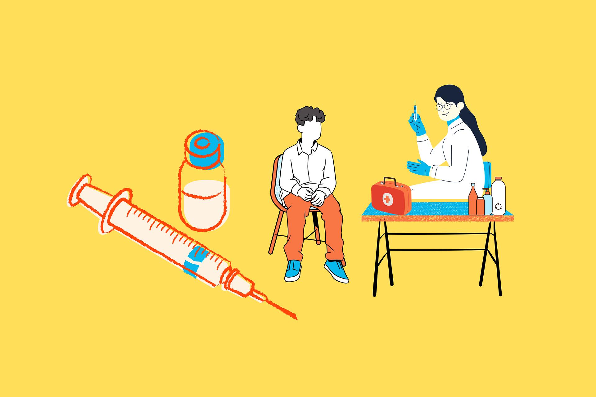 Vaccini Covid-19 in Italia: prime dosi per regione
